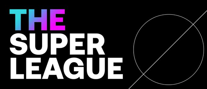 OFICIAL: Nace la Súper Liga en Europa