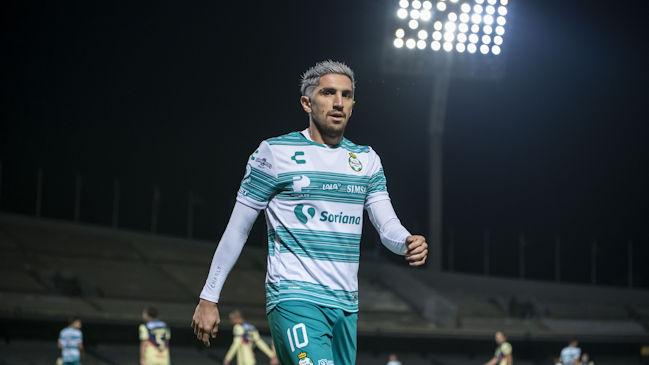 Diego Valdés, sancionado por romper los protocolos de sanidad
