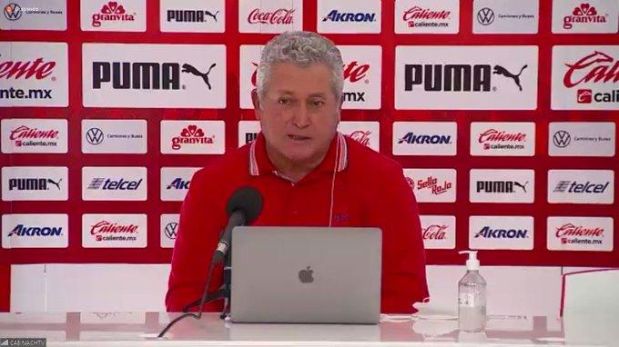 """""""Me deja tranquilo a medias la actuación del equipo"""": Víctor Manuel Vucetich"""