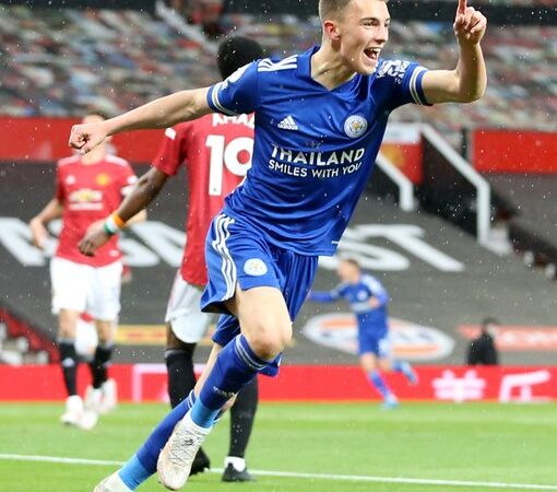 Manchester United perdió ante el Leicester y le dio el título al Manchester City