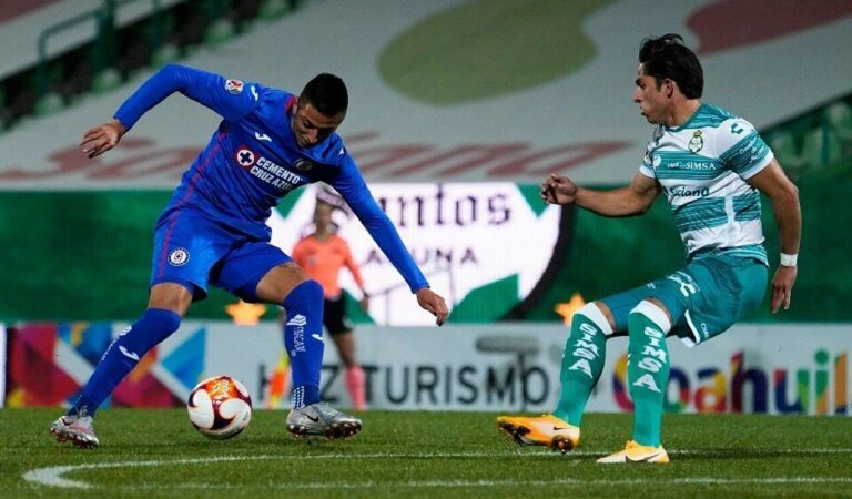 Rumbo a la final del Guard1anes 2021: Santos vs Cruz Azul