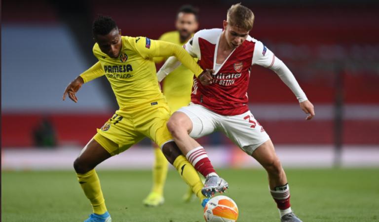 Villarreal es finalista de la Europa League tras empatar ante el conjunto del Arsenal
