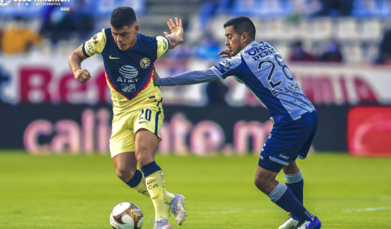 Los Tuzos de Pachuca acaricia las semifinales tras vencer al América
