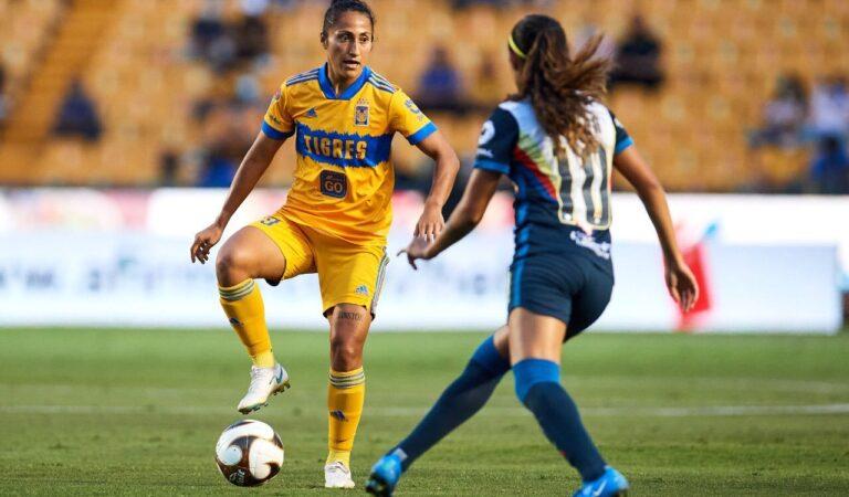 Tigres Femenil volvió a vencer a América y concretó su pase a las semifinales