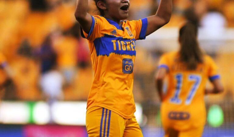 Tigres masacra a Rayadas y avanza a la final de la Liga MX Femenil