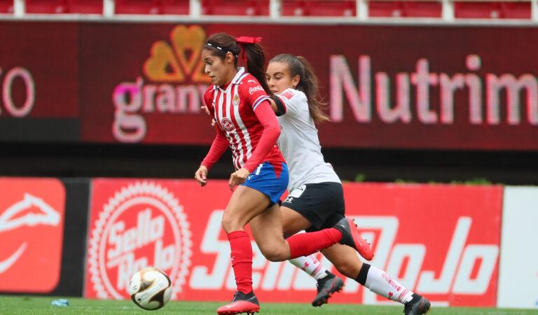 Chivas Femenil supera los 4tos de final y se espera Clásico Tapatío en semifinales de la Liga MX Femenil