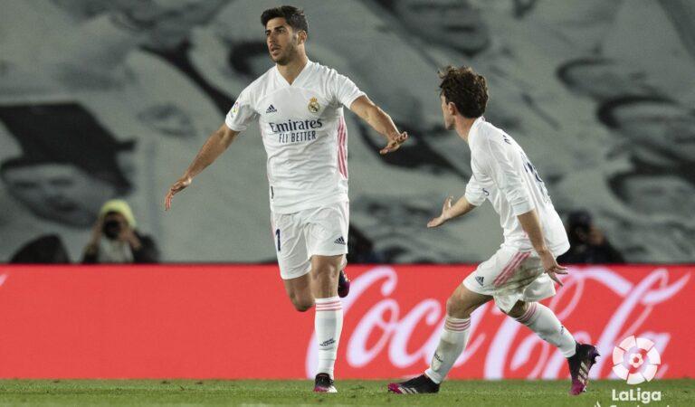 El Real Madrid rescata el empate de último minuto ante Sevilla