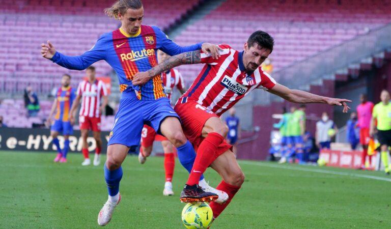 El Barcelona deja escapar una oportunidad de oro ante el Atlético de Madrid