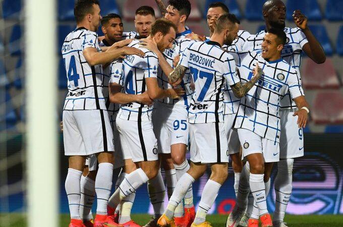 El Internazionale de Milán es el nuevo campeón de Italia