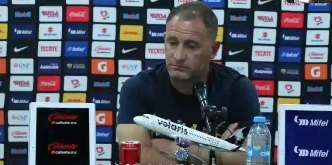"""""""Siempre hay un análisis y se toman conclusiones, así es el futbol"""": Andrés Lillini"""