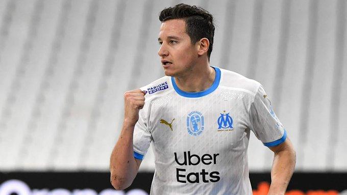 Olympique de Marsella se despidió de Florian Thauvin