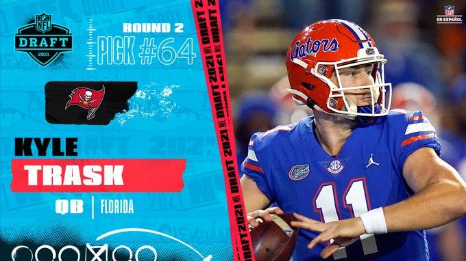 Las mejores selecciones del segundo día del Draft NFL 2021