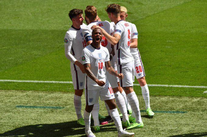 Inglaterra se impuso a Croacia en su debut dentro de la Eurocopa 2020