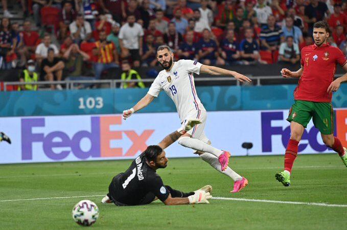 En Budapest, Francia logra el liderato del grupo de la muerte y Portugal se termina colando como mejor tercera en la Eurocopa