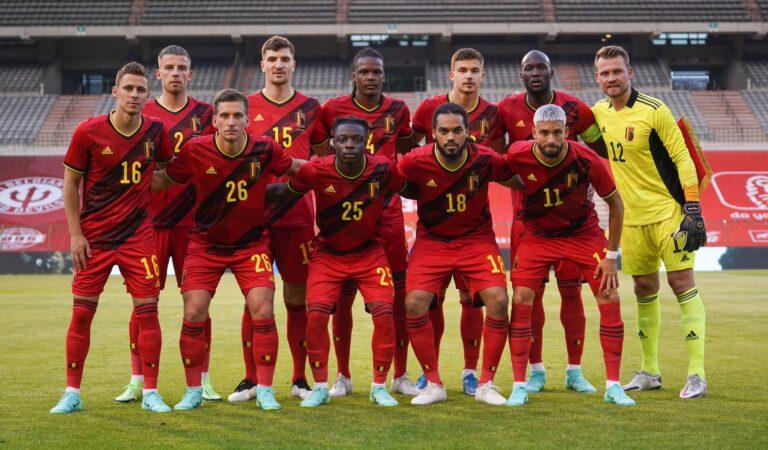 Rumbo a la Eurocopa 2020: Bélgica