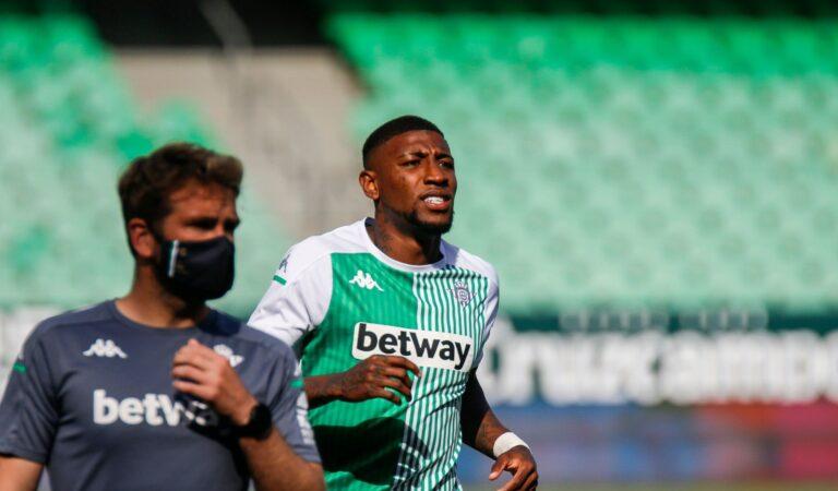 Barcelona trajo de vuelta a Emerson como refuerzo