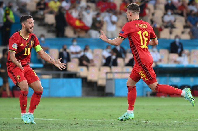 Bélgica derrota a Portugal; habrá nuevo campeón de Europa