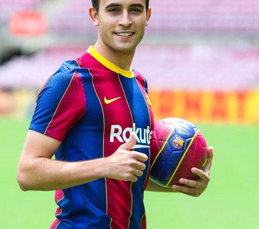 Eric García se unió a las filas del Barcelona