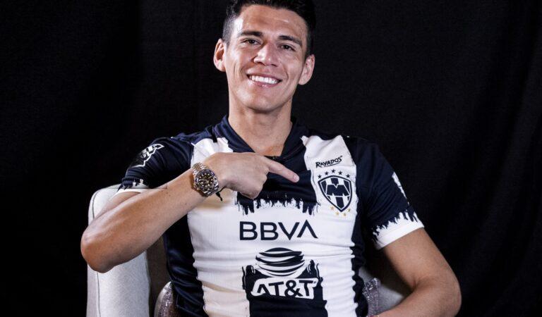OFICIAL: Héctor Moreno es nuevo jugador de Rayados de Monterrey