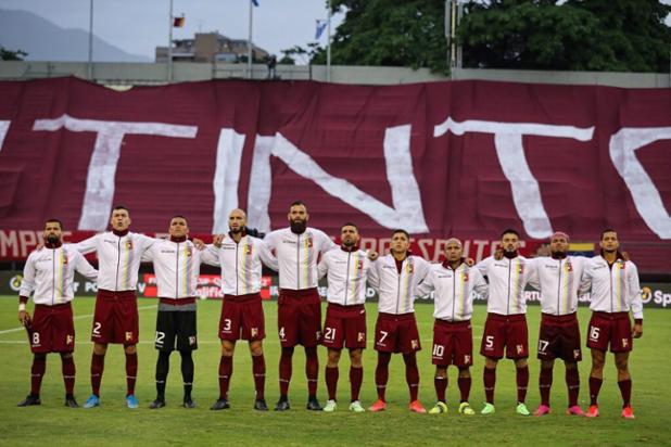 Reportan brote de COVID-19 en la Selección de Venezuela previo al inicio de la Copa América