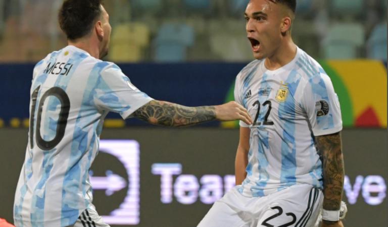 Argentina, de la mano de Messi, avanza a semifinales tras vencer a Ecuador en Copa América