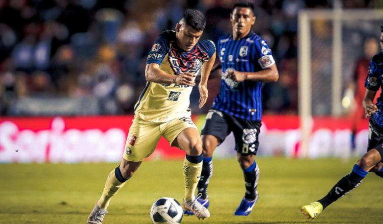 Comenzó el Apertura 2021 sin goles entre Querétaro y América