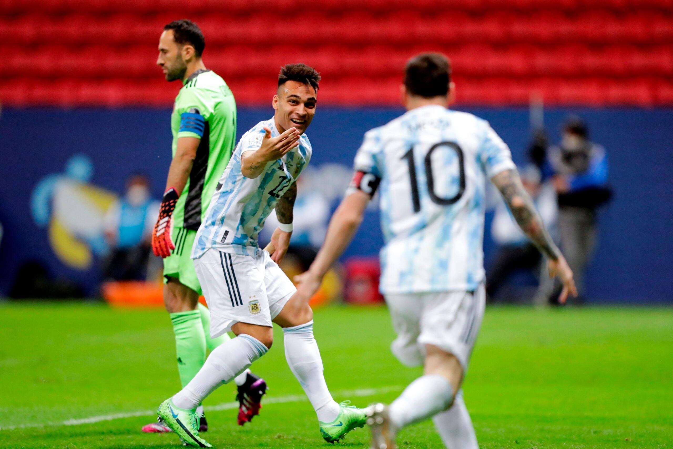Emiliano Martínez manda a Argentina a la final de la Copa América 2021 tras imponerse en penales a Colombia