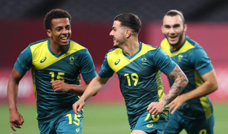 Australia da la sorpresa y vence a Argentina; España empata en su debut en Tokyo 2020
