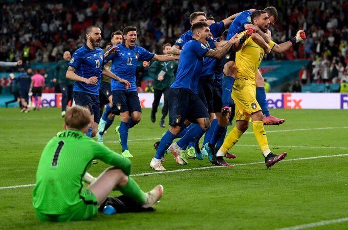 Gianluigi Donnarumma fue elegido como mejor jugador de la Euro 2020