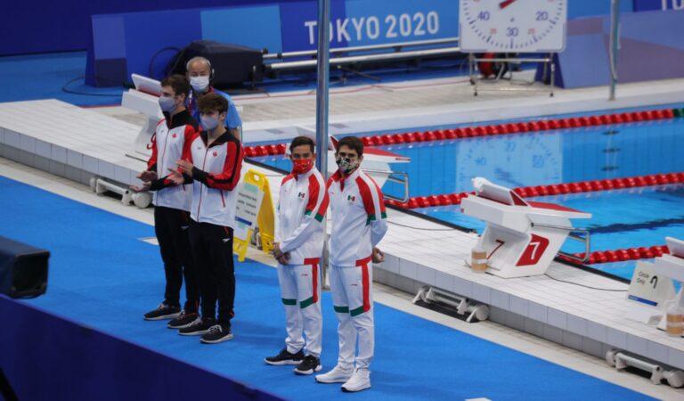 México obtiene buena actuación en la plataforma de 10 mts sincronizado varonil, pese a no conseguir medalla