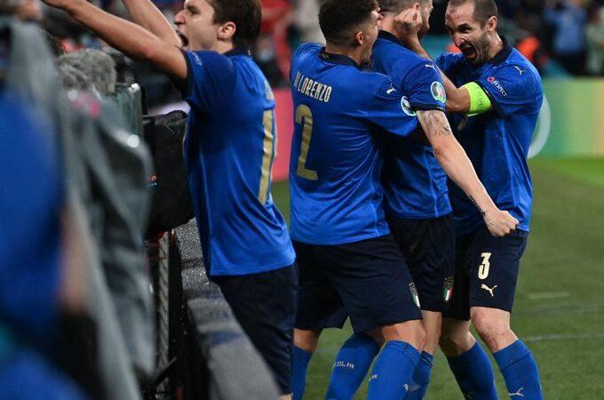 Italia arruina la fiesta a Inglaterra y logra su segunda Eurocopa de la historia