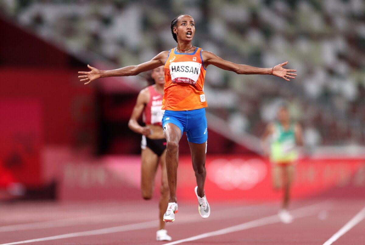 Sifan Hassan conquista los 10000m femenino; Jakob Ingebrigtsen, ganador de los 1500m hombres en Tokyo 2020
