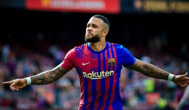 Victoria con autoridad del Barcelona ante el Gafete  en el Camp Nou