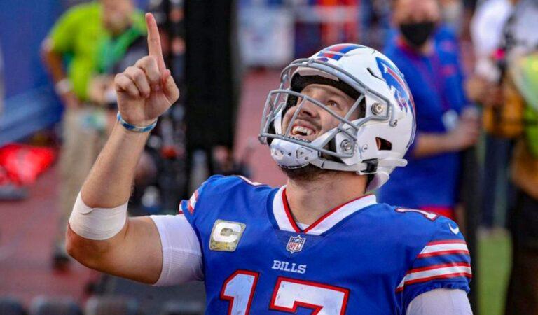 Oficial: Josh Allen tiene renovación de contrato con los Buffalo Bills