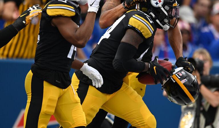 Pittsburgh se lleva su primer triunfo de la temporada tras vencer a Buffalo como visitante