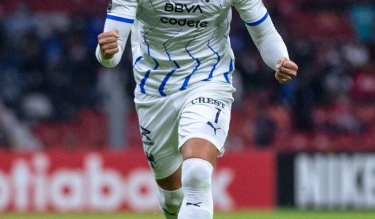 Monterrey consigue su pase a la final de la Concachampions al golear a Cruz Azul, con grito homofóbico incluido