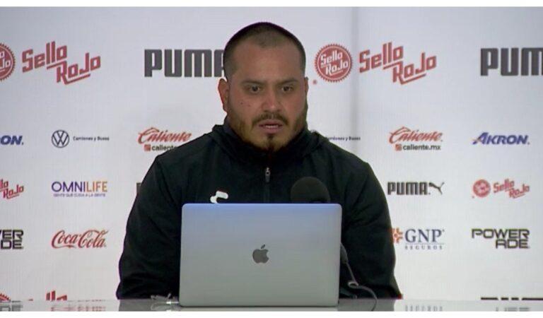 """""""Un partido muy disputado y que hoy la diferencia lo marca el árbitro"""": Fernando Samayoa"""
