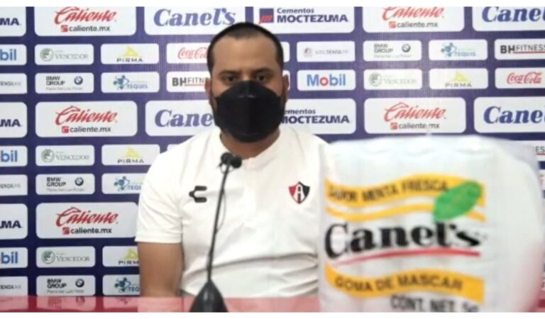 """""""Hoy no ganamos 3 puntos pero sí en esa idea de juego que es imprescindible"""": Fernando Samayoa"""