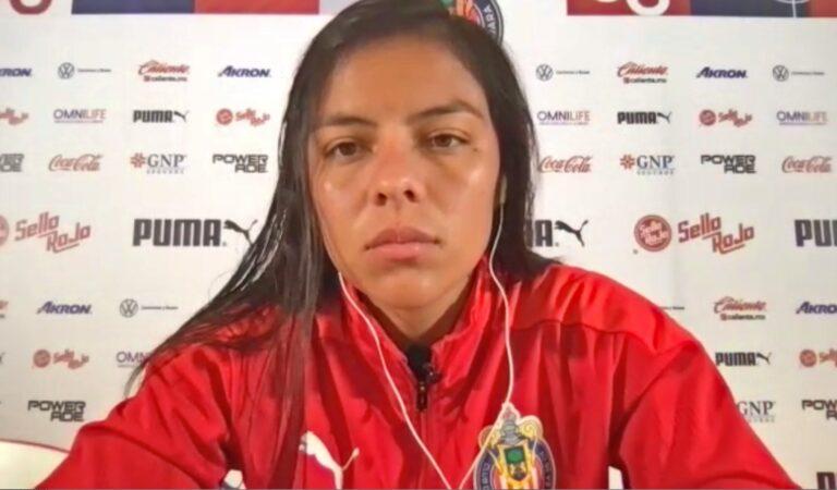 """""""Atlas no solo es Alisón González"""": Jaqueline Rodríguez"""
