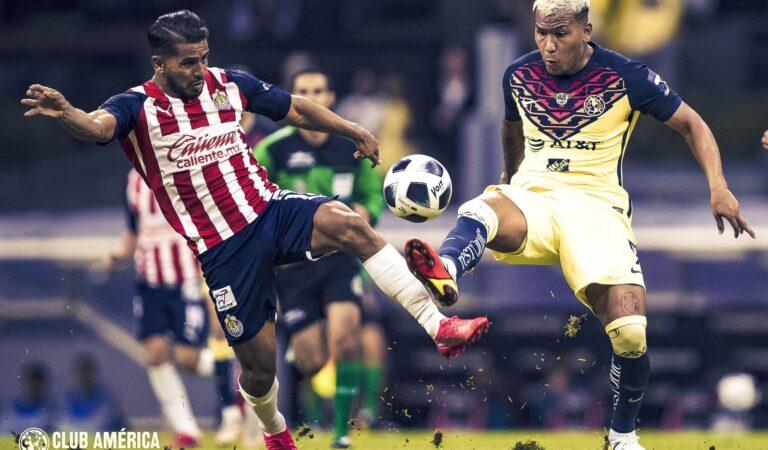 América y Chivas sin hacerse daño en el Clásico Nacional