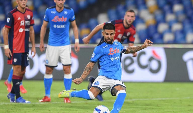 Continua el paso perfecto del Napoli en la Serie A tras ganarle al Cagliari