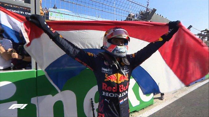 Max Verstappen gana en casa y recupera el liderato mundial en la F1