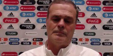 Jorge Theiler asegura que México no juega dosificando esfuerzos