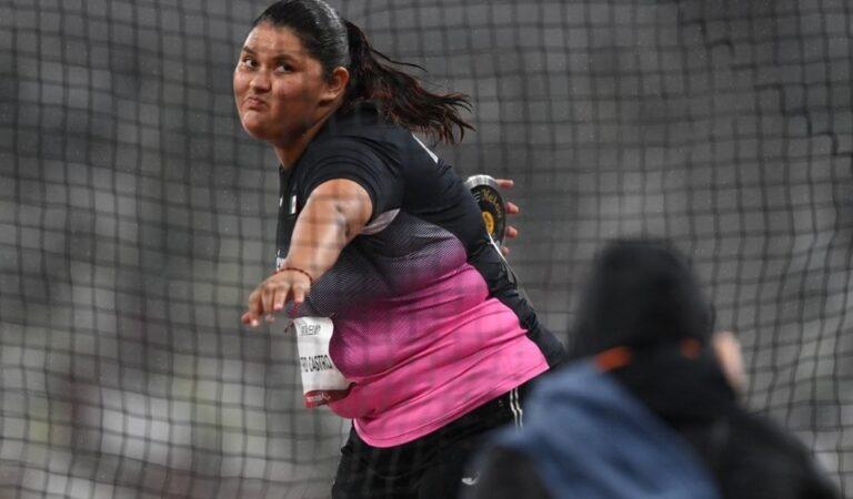 La última medalla de México en los JJOO Paralímpicos de Tokio 2020 fue para Rosa Carolina Castro