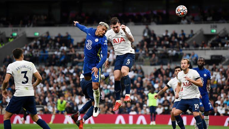 Elegante victoria del Chelsea sobre el Tottenham en el Hotspur Stadium