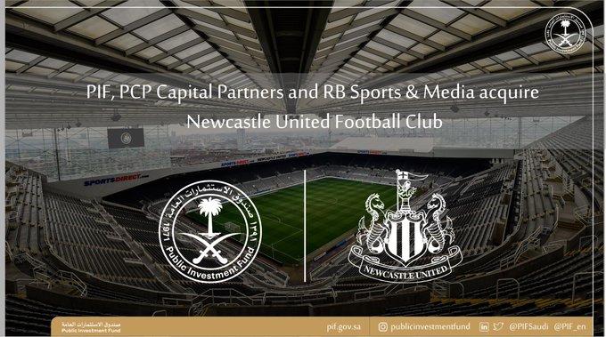Oficial: Newcastle United, el nuevo rico de la Premier League