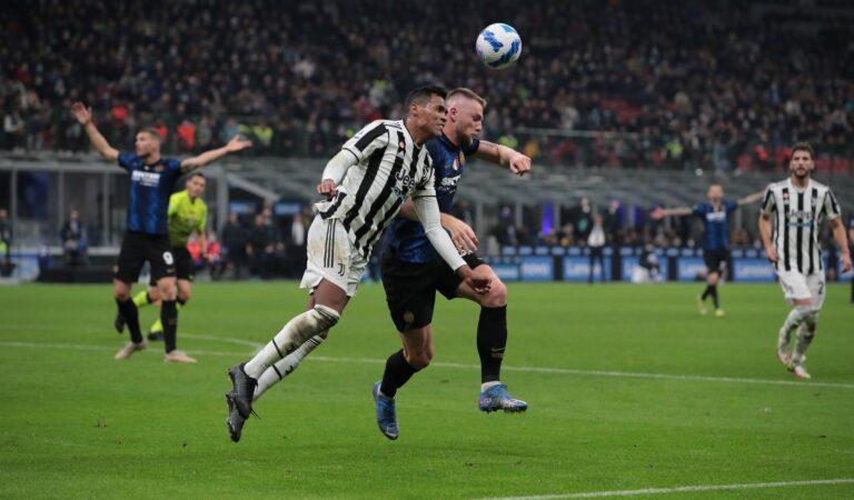 Empate de último minuto de Juventus en el Derby de Italia ante el Inter