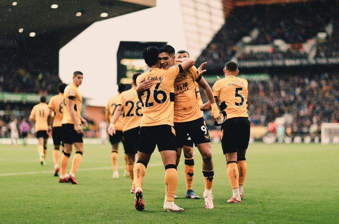 Con doble asistencia de Raúl Jiménez, los Wolves vencieron al Newcastle