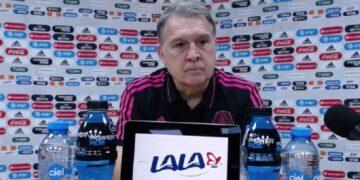 Gerardo Martino adelanta ausencias para el partido vs El Salvador.