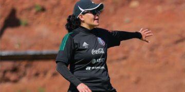 Mónica Vergara, feliz por el carácter ante Argentina